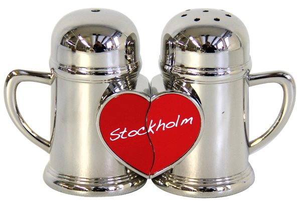 Peppar stockholm