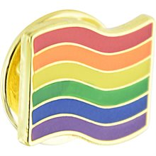 Pin Prideflagga, 13mm