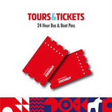 T&T 24 Hour Bus + Boat Pass